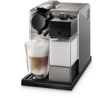 DeLonghi Nespresso EN550.S Lattissima Touch + poukaz na kávu v hodnotě až 2.000 Kč*