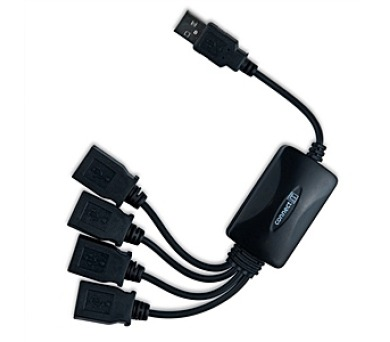 USB Hub Connect IT 4 porty