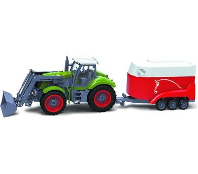 RC model traktor Buddy Toys BRC 28.611 RC Traktor + př. + DOPRAVA ZDARMA
