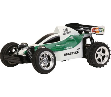 RC model auta Buddy Toys BRC 20.412 RC Buggy zel. + DOPRAVA ZDARMA