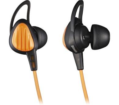 Maxell 303605 Sports Head. HP-S20 oranžové