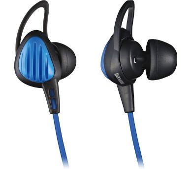 Maxell 303605 Sports Head. HP-S20 modré