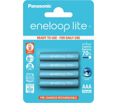 HR03 AAA 4LCCE/4BE LITE Panasonic