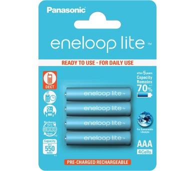 Panasonic HR03 AAA 4LCCE/4BE LITE