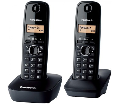 KX TGB212FXB DUO DECT Panasonic + DOPRAVA ZDARMA