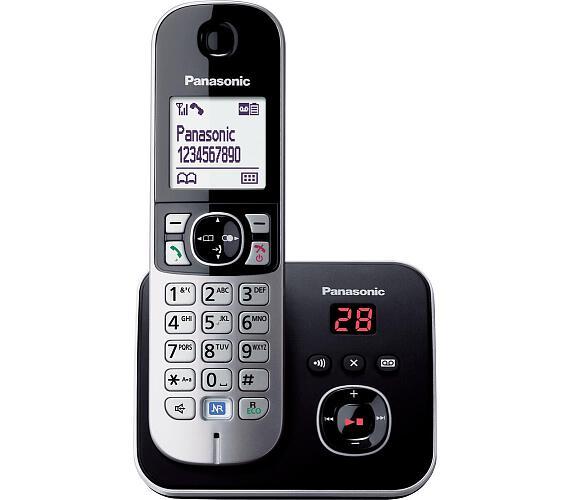 Panasonic KX TG6821FXB DECT+záznamník