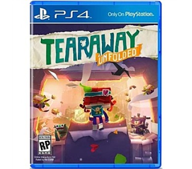 Sony PlayStation 4 Tearaway Unfolded