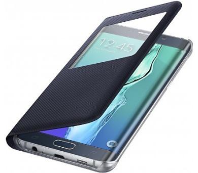 Samsung S-View pro Galaxy S6 Edge+ (EF-CG928P) - modré + DOPRAVA ZDARMA