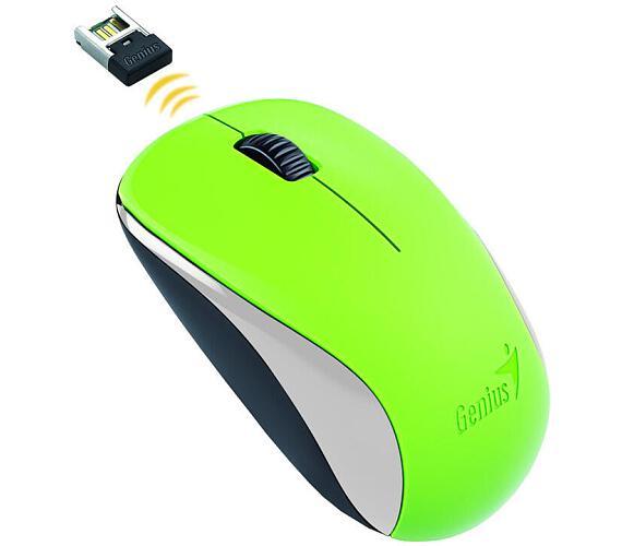 Genius NX-7000 / optická / 3 tlačítka / 1200dpi - zelená
