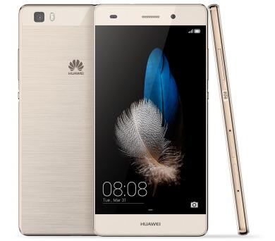 Huawei P8 Lite DS - zlatý + DOPRAVA ZDARMA