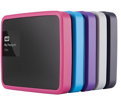 Ochranný rámeček Western Digital Grip pack pro MyPassport Ultra 1TB