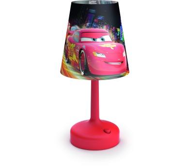 Disney Cars LAMPA STOLNÍ LED 0,6W 55lm 2700K bez baterií Massive 71796/32/16