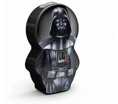 Disney Darth Vader BATERKA LED 0,3W bez baterií Philips 71767/98/16