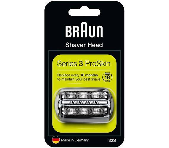 Braun Series3 - 32S Micro comb