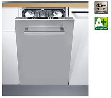 Concept MNV4445 myčka nádobí vestavná plně integrovaná 45 cm