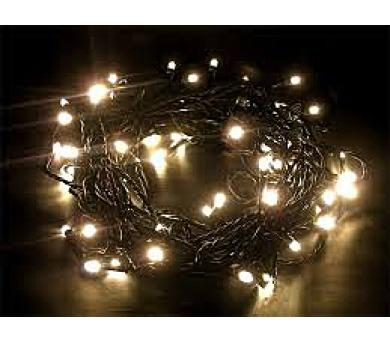 Vánoční osvětlení 480LED - stálesvítící - TEPLÉ BÍLÉ