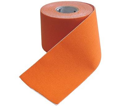 ACRA D70-O Kinezio tape 5x5 m oranžový