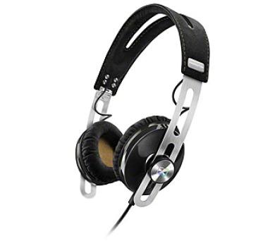 Sennheiser Momentum On Ear I M2 - černá + DOPRAVA ZDARMA