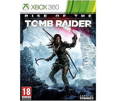 Microsoft Xbox 360 Rise of the Tomb Raider