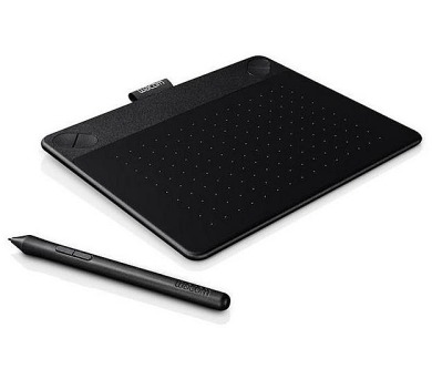 Wacom Intuos Comic Pen&Touch S - černý