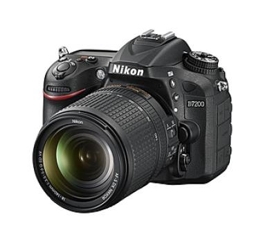 Nikon D7200 + 18-140 AF-S DX VR + ZDARMA powerbanka Nikon + DOPRAVA ZDARMA