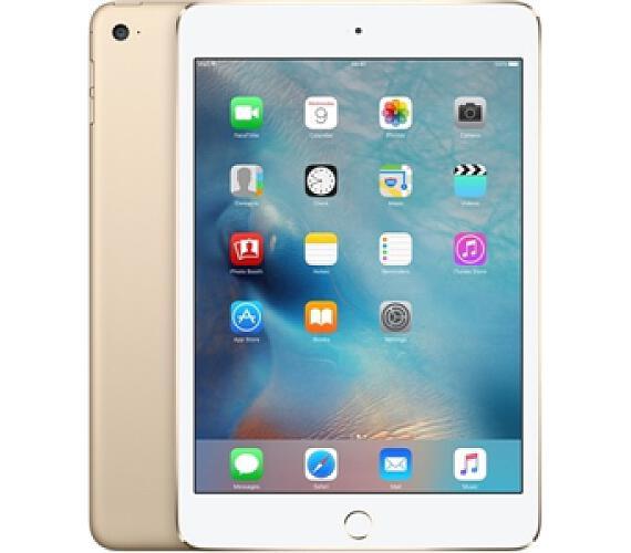 "Apple iPad mini 4 Wi-Fi 128 GB - Gold 7.9"""