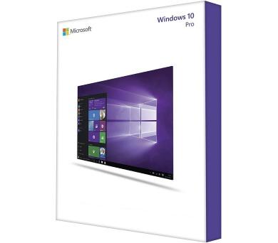 OEM Windows Pro 10 64Bit CZ 1pk DVD 2 ks + Wireless Desktop 2000 USB (FQC-08926)