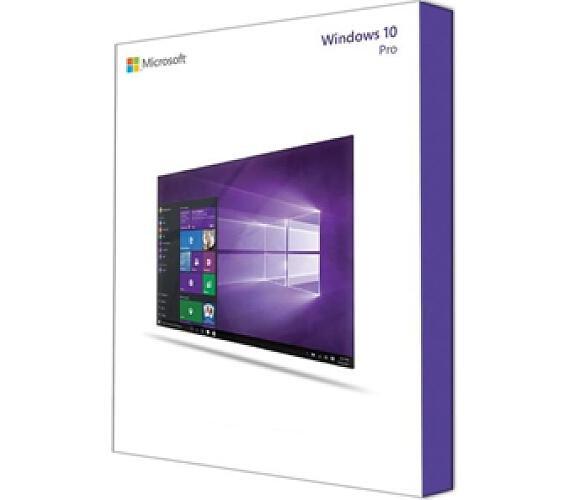 Microsoft Windows 10 Pro 32-Bit CZ DVD OEM