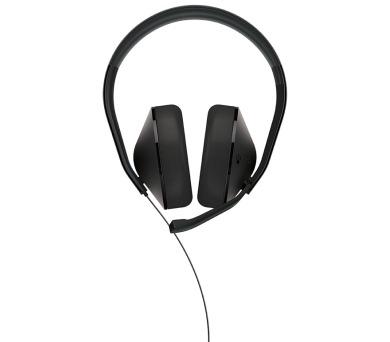 Microsoft Xbox One Stereo Headset - černý