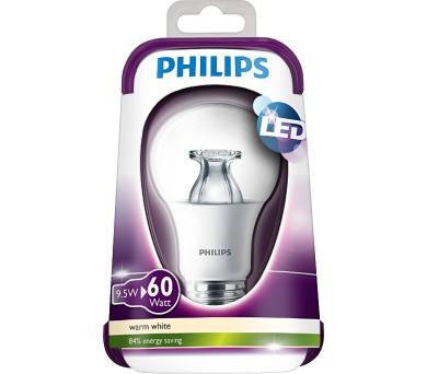 LED 60W E27 WW 230V A60 CL ND/4 Massive 8718696515914