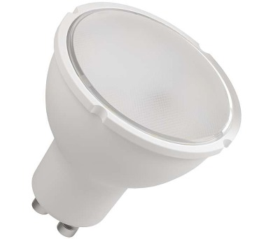 LED žárovka Classic MR16 4,5W GU10 teplá bílá