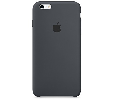 Apple Silicone Case pro iPhone 6S Plus - Charcoal Gray