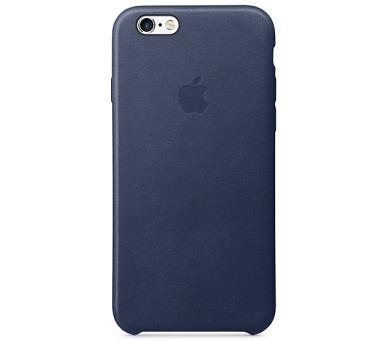 Apple Leather Case pro iPhone 6/6s - půlnočně modrý