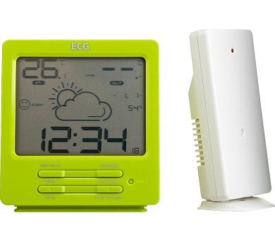 ECG MS 002 zelená