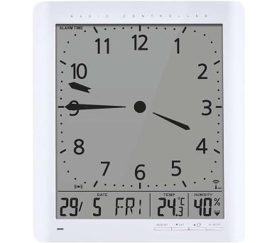 Nástěnné hodiny digitální E9280 + DOPRAVA ZDARMA