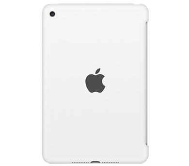 Apple Silicone Case pro iPad mini 4 - White
