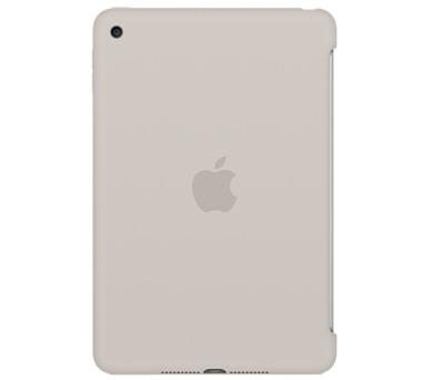 Apple Silicone Case pro iPad mini 4 - Stone + DOPRAVA ZDARMA