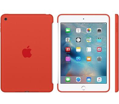Apple Silicone Case pro iPad mini 4 - Orange