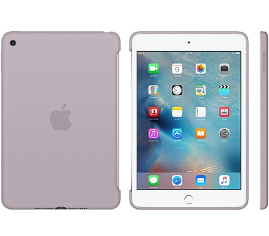 Apple Silicone Case pro iPad mini 4 - Lavender