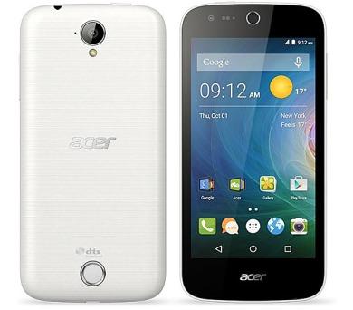 Acer Liquid Z330 LTE - bílý