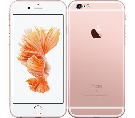 Apple iPhone 6s 128GB - Rose Gold + DOPRAVA ZDARMA