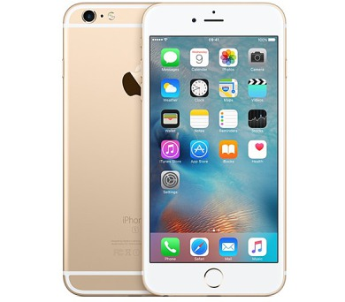 Apple iPhone 6s Plus 64GB - Gold