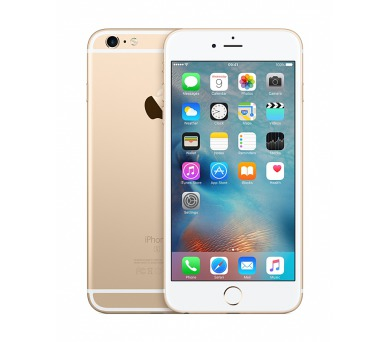 Apple iPhone 6s Plus 128GB - Gold - zlatý
