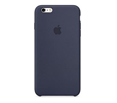 Apple Silicone Case pro iPhone 6/6s - půlnočně modrý