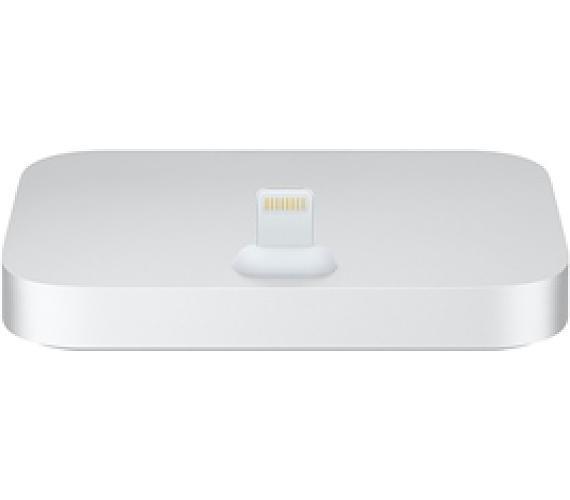 Apple Lightning Dock pro iPhone - stříbrný
