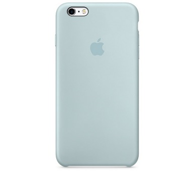 Apple Silicone Case pro iPhone 6S Plus - Turquoise