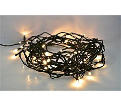 Vánoční osvětlení 300 LED - TEPLÁ BÍLÁ