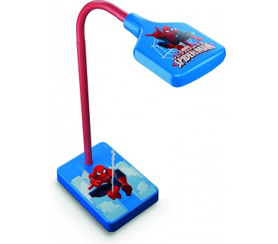 Disney Spider-man LAMPA STOLNÍ LED 4W 270lm 6500K Philips 71770/40/16