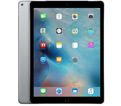 Apple iPad Pro 12,9 Wi-FI + Cell 128 GB - Space Gray 12,9""