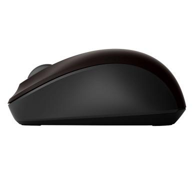 Microsoft Bluetooth Mobile Mouse 3600 / optická / 3 tlačítka / 1000dpi - černá